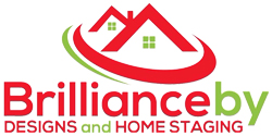 Brilliance by Designs and Home Staging Logo