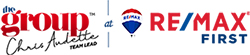 The Group at RE/MAX First Logo