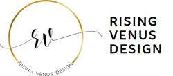 Rising Venus Designs Logo