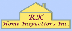 RK Home Inspections Inc Logo